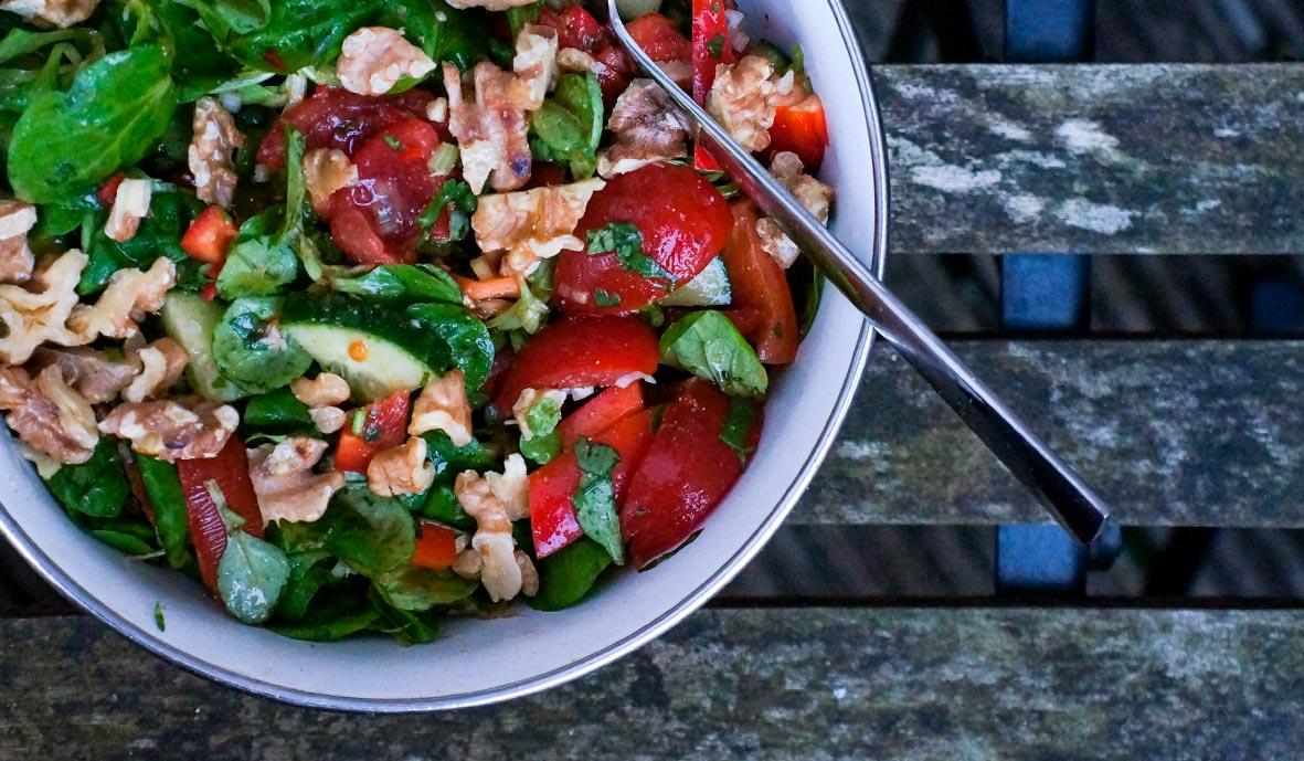 Salad challenge day 2