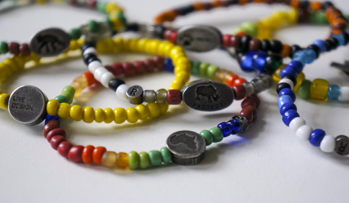 A bracelet with a story, relate bracelets.